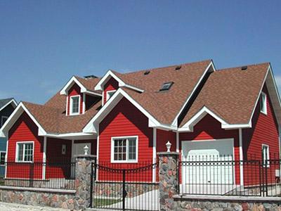轻钢别墅-轻钢结构房屋-轻钢别墅生产厂家